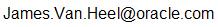 Jim Van Heel email: