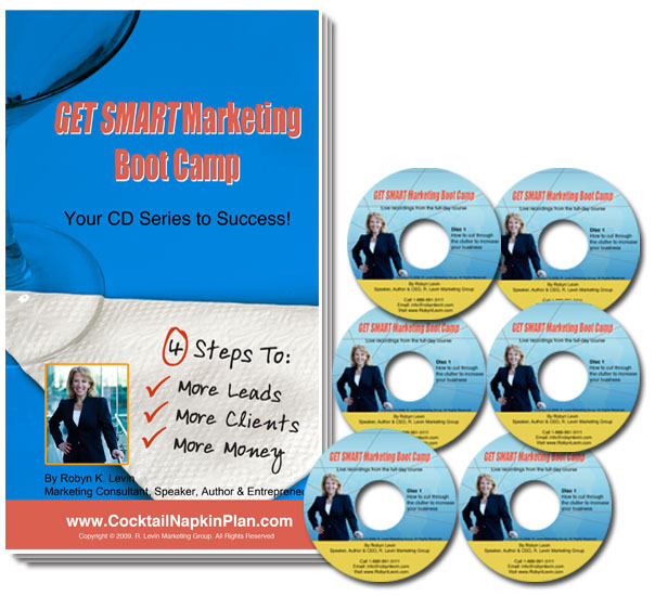 Get Smart Marketing Boot Camp